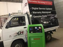 AIr Conditioning Serviced catering for old and new model gas